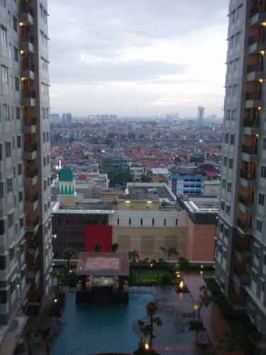 Apartemen Thamrin Residence Disewakan - 1 Kamar Tidur - Furnished